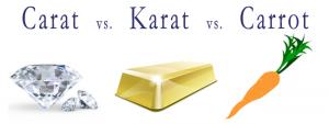 carat-vs-karat-vs-carrot