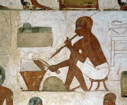 Egyptian Goldsmith