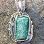 Sherry's Emerald - Back